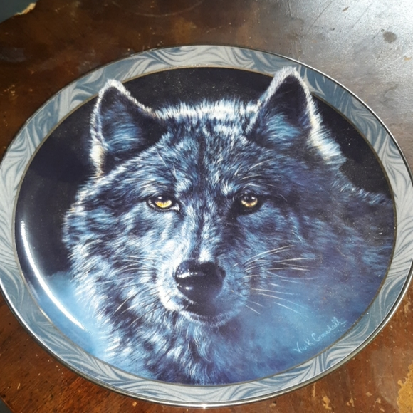 """Bradex approx 8"""" Collectable Plate"""